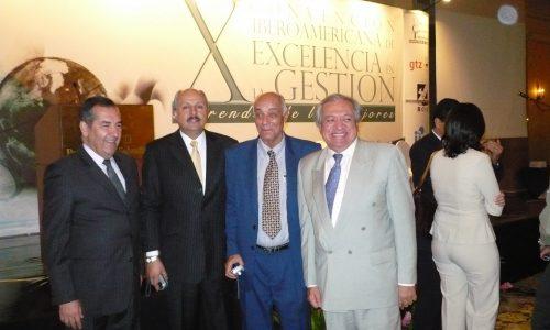 Reunión jueces del Premio Iberoamericano en San Salvador 2008